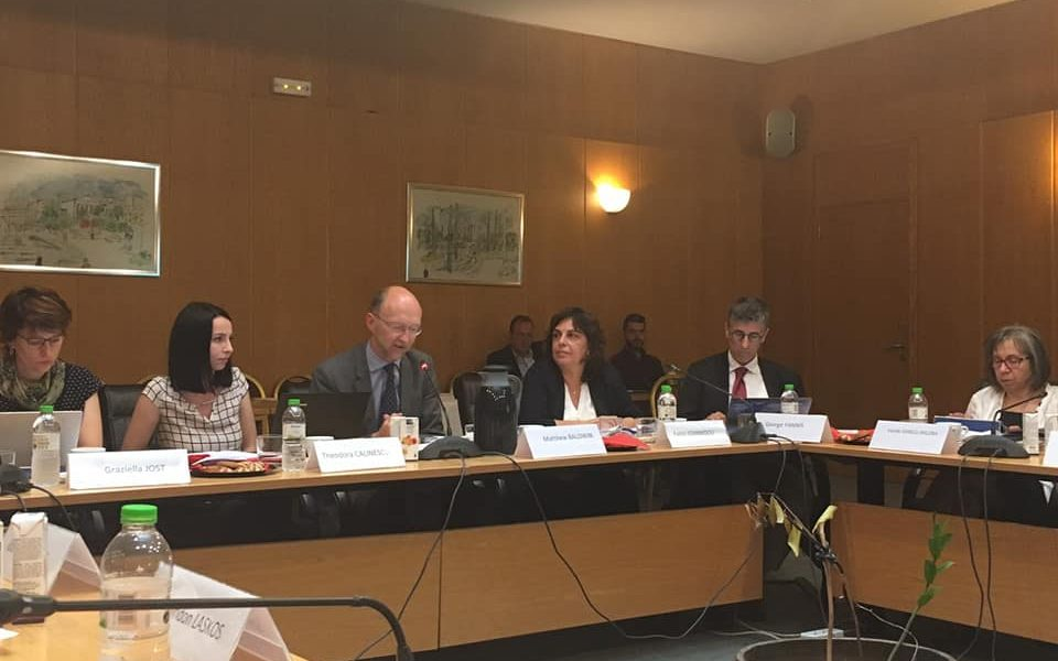 3. BRAAVO @ the EU Road Safety EXCHANGE project High Level meeting.